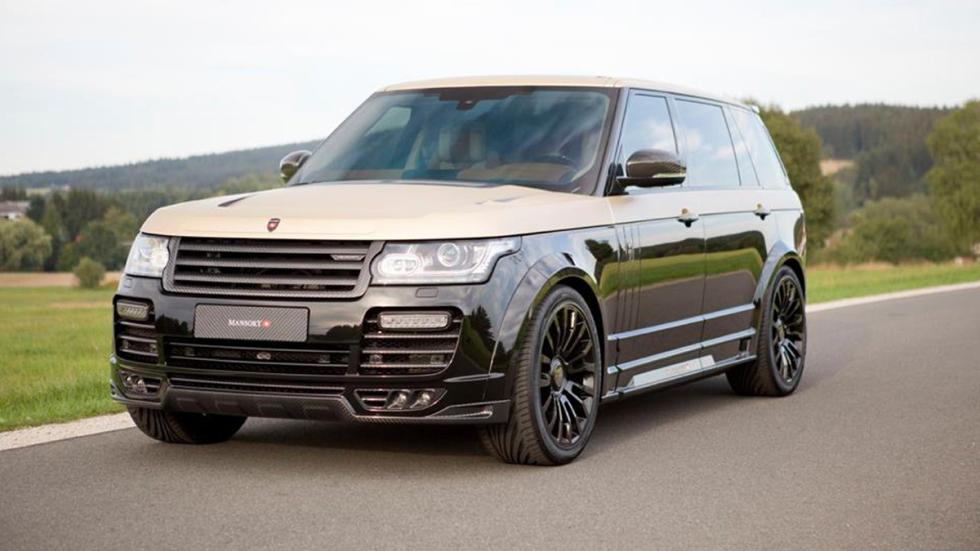 Mansory-Luxus-SUV-delantera