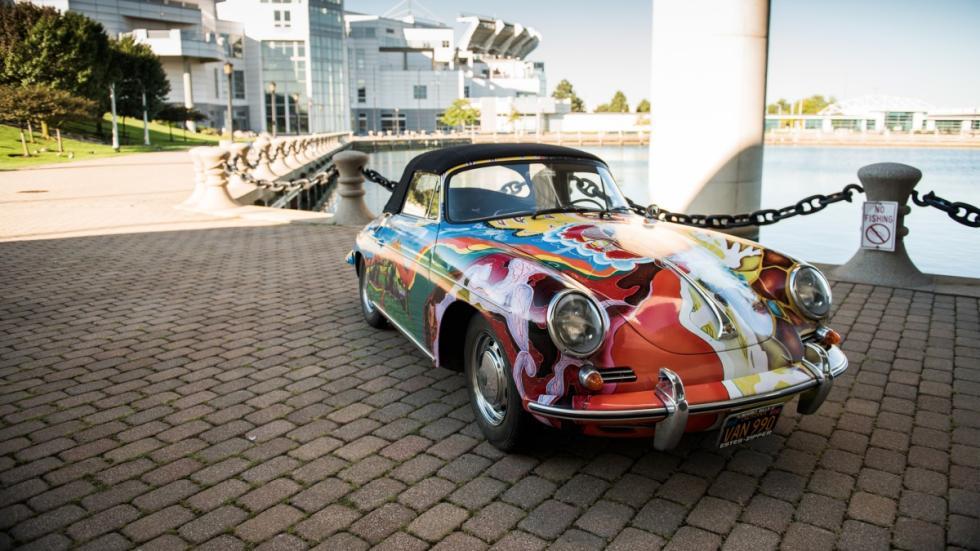 Porsche de Janis Joplin