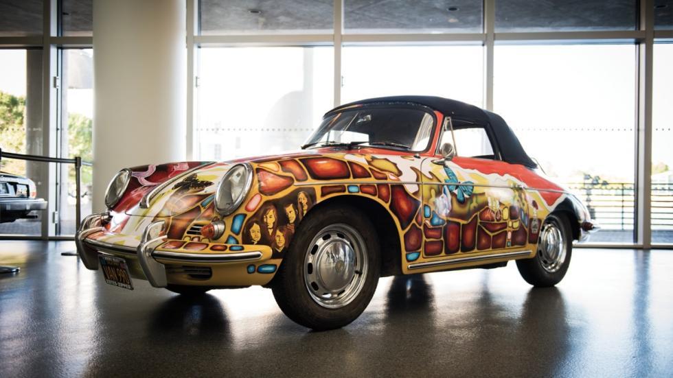 Porsche 356c de Janis