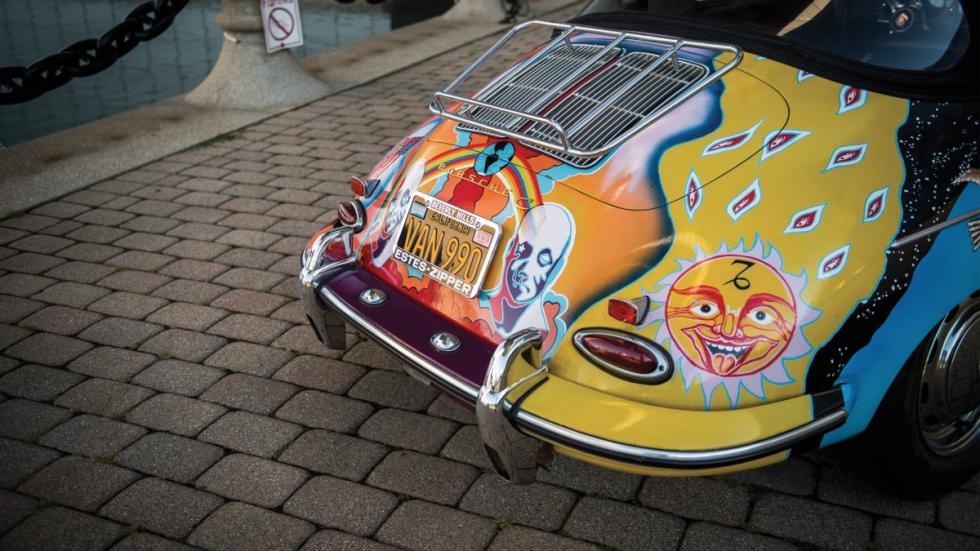 Porsche 356 de Janis