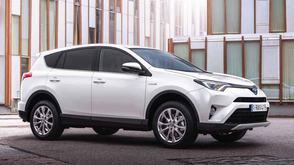 Galería: Toyota RAV4 Hybrid 2015