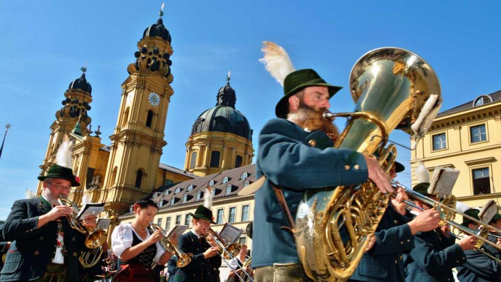 Oktoberfest de Múnich