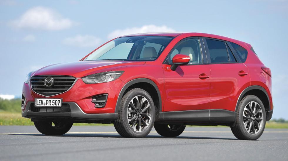 Comparativa SUV Mazda CX-5