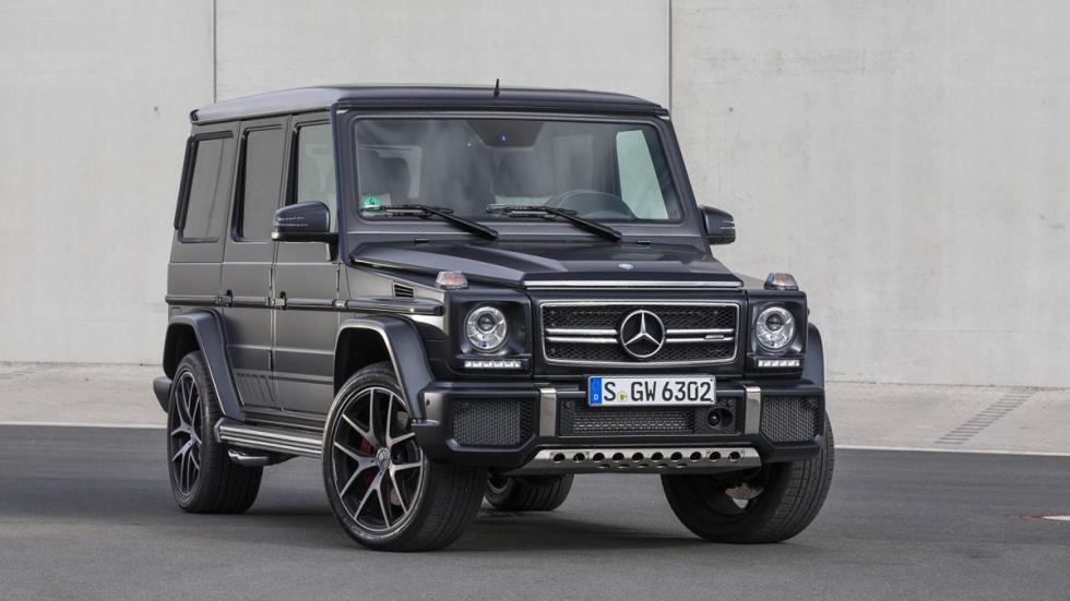 Mercedes Clase G 2016 amg