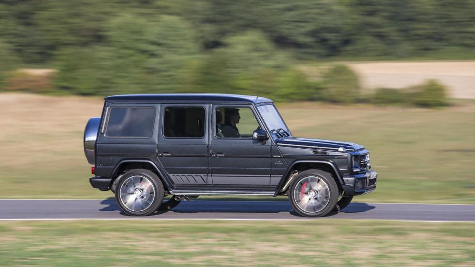 Mercedes Clase G 2016 amg lateral
