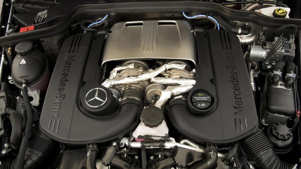 Mercedes Clase G 2016 motor
