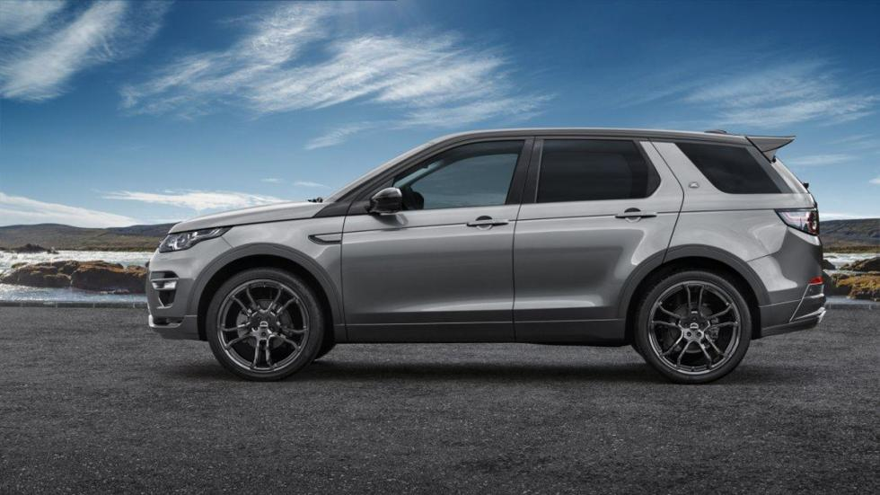 Land Rover Discovery Sport Startech lateral