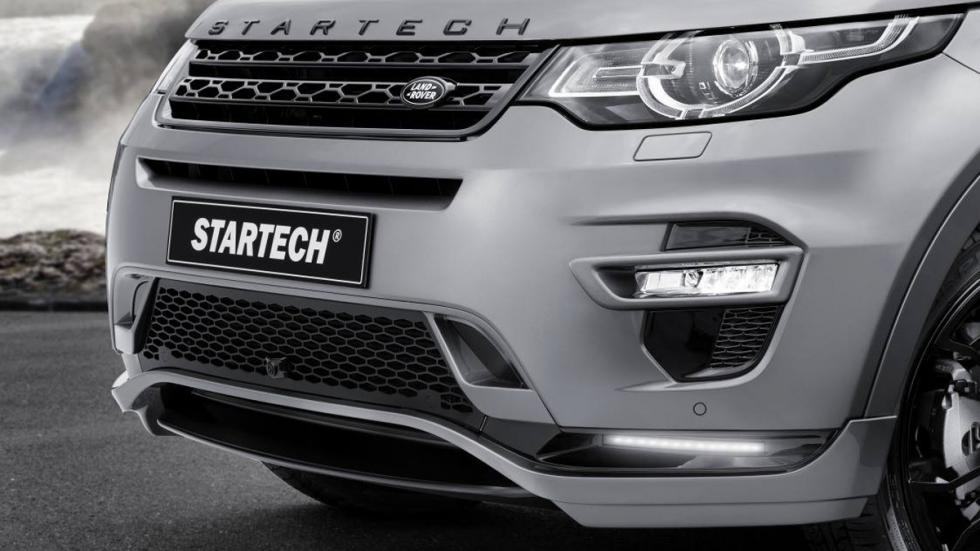 Land Rover Discovery Sport Startech frontal