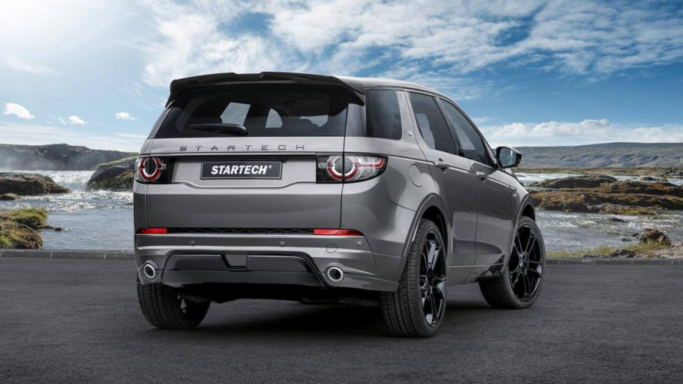 Land Rover Discovery Sport Startech trasera
