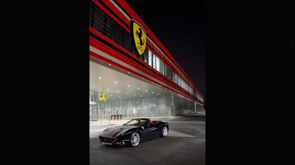 Ferrari California T Tailor Made negro