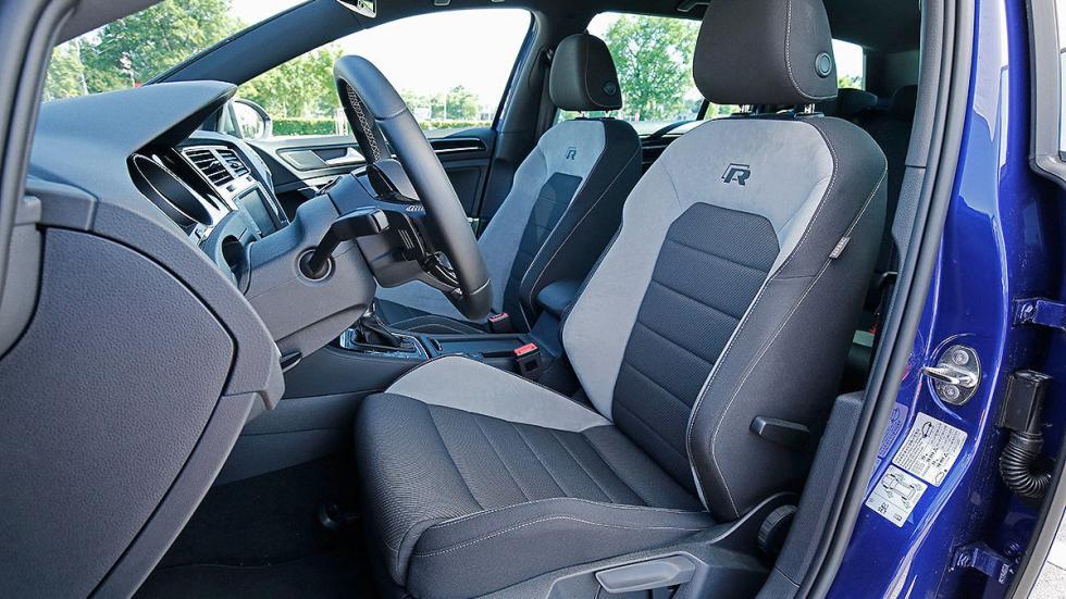 Volkswagen Golf R Variant asientos