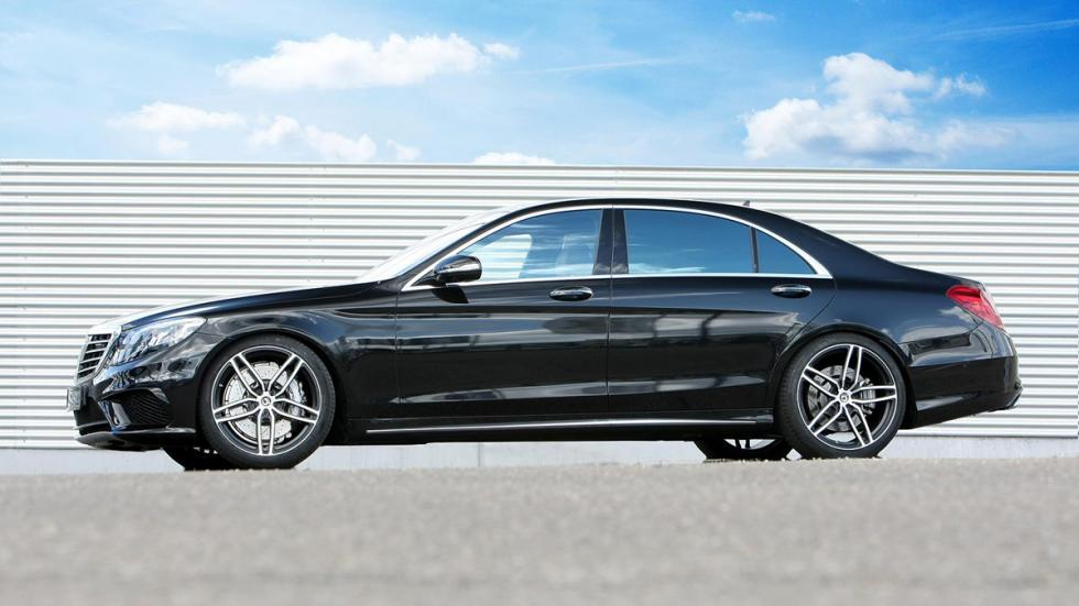 Mercedes S 63 AMG G-Power lateral