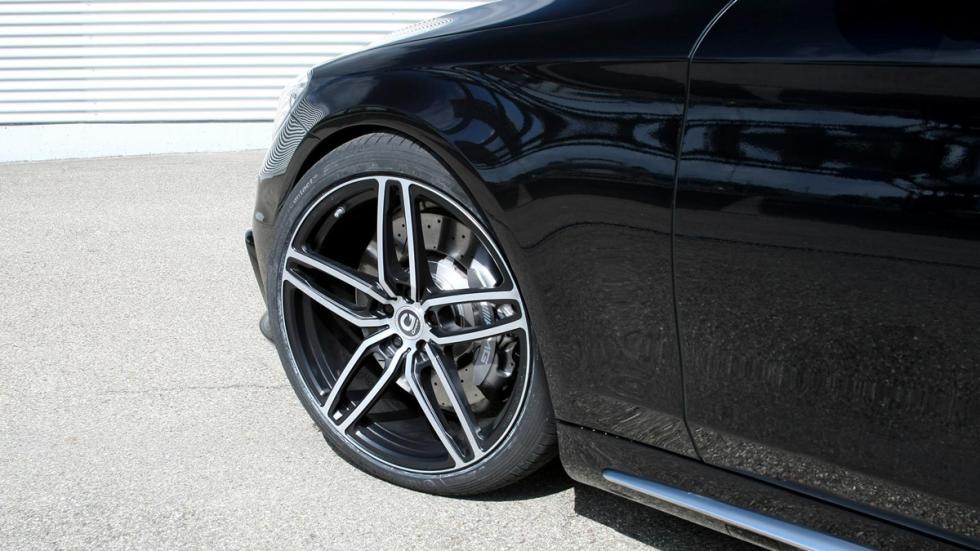 Mercedes S 63 AMG G-Power llantas