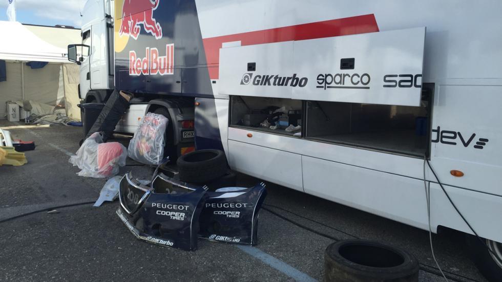 Rallycross Barcelona 5