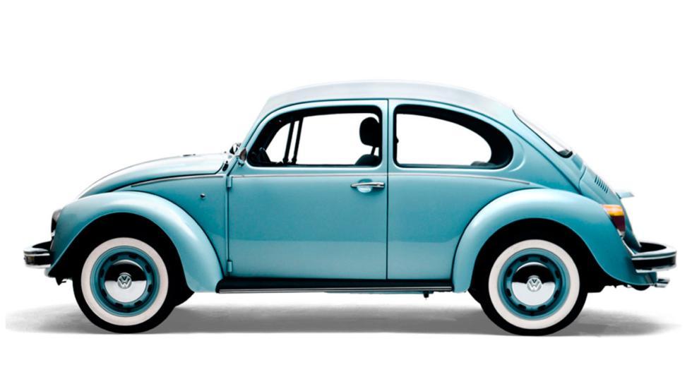 Volkswagen Escarabajo lateral