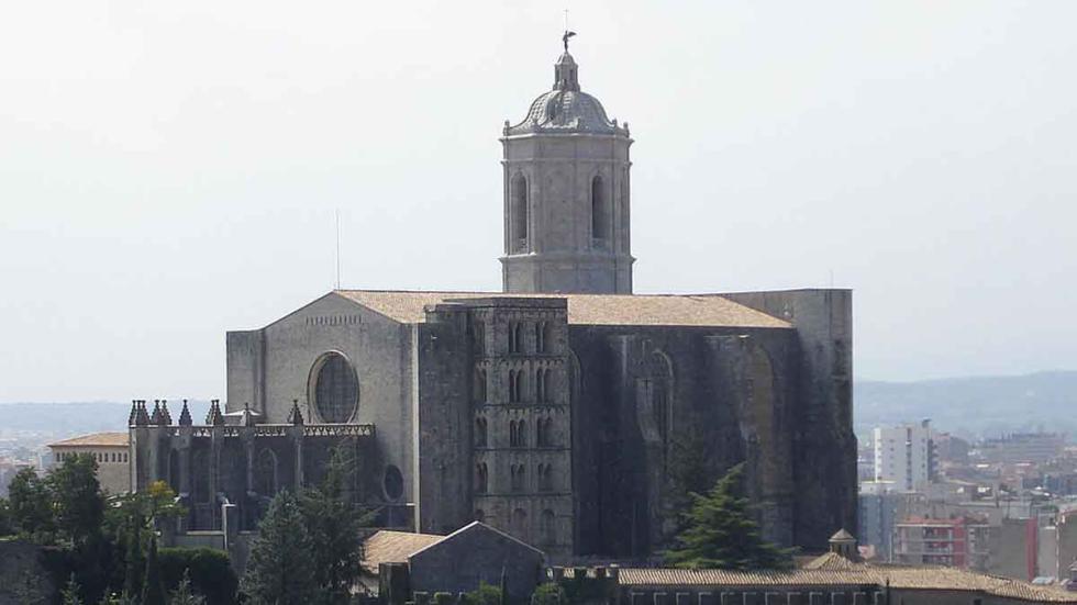Catedral de Gerona.