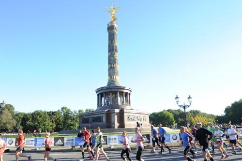 La BMW Berlin Marathon