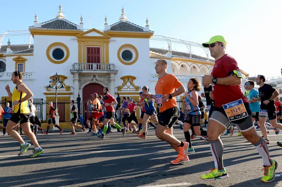 Zurich Maratón de Sevilla 2016