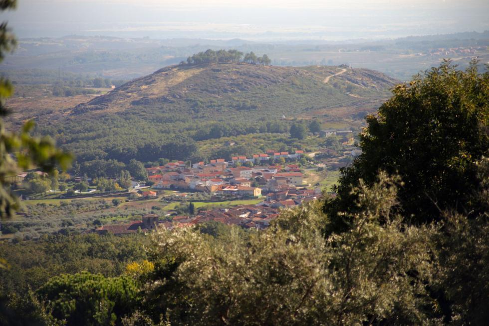 Valle del Jerte, en España