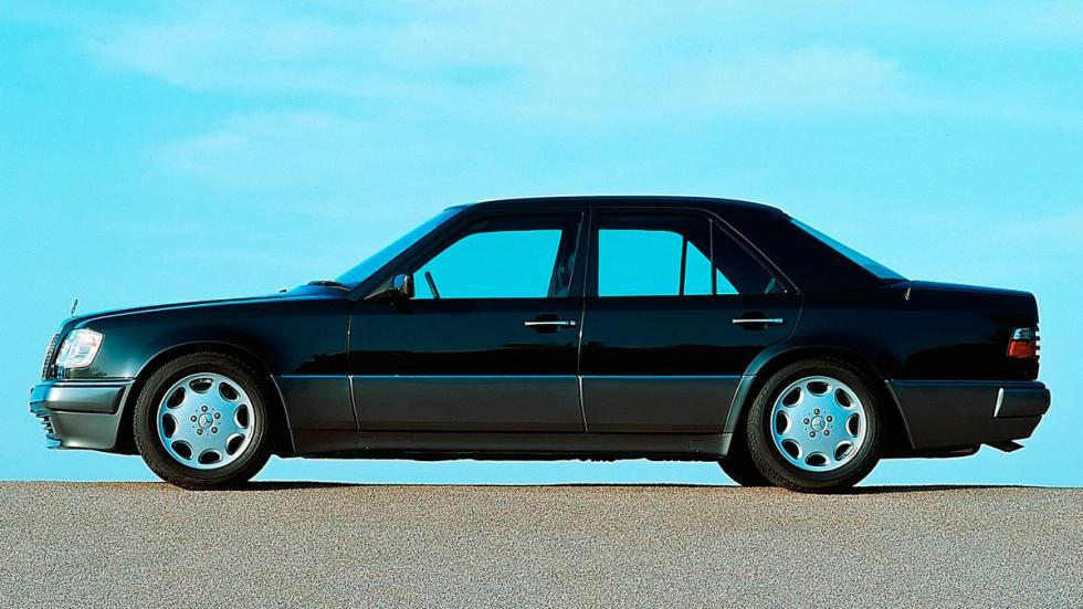 Mercedes E500 / 500E W124