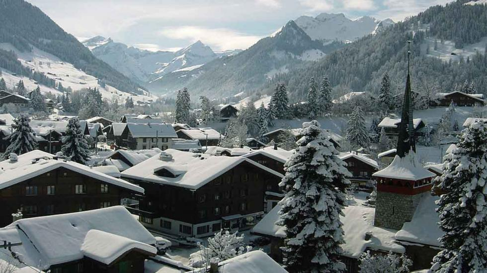 Gstaad, Suiza