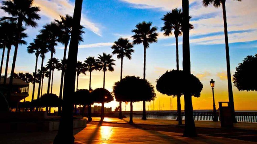 Marbella, en España