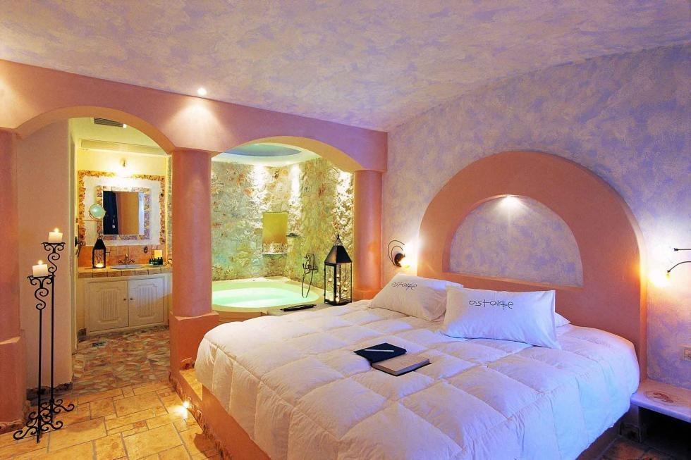 Astarte Suites Hotel, en Grecia