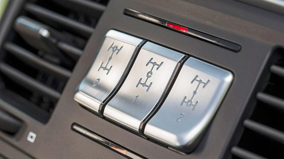 Prueba: Mercedes Clase G 2015 interior detalle