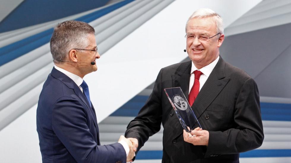 VW Golf había sido nombrado Coche del Año en EEUU