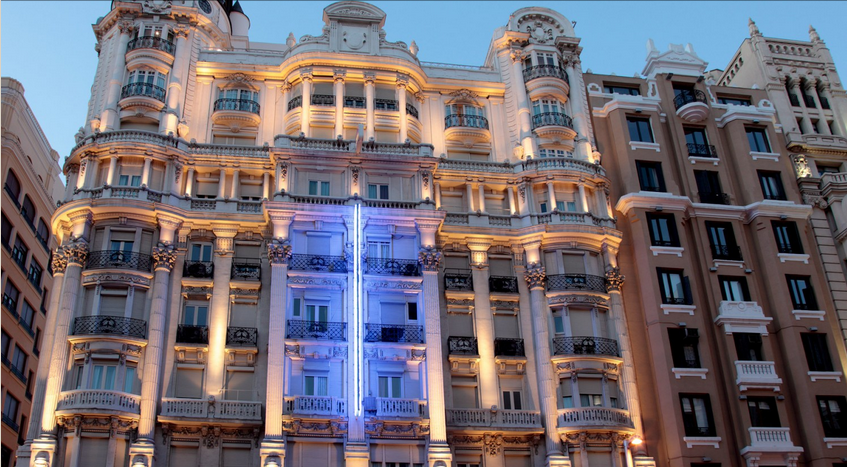 Hotel Atlantico de Madrid