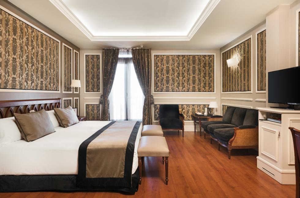 Hotel Catalonia Las Cortes en Madrid
