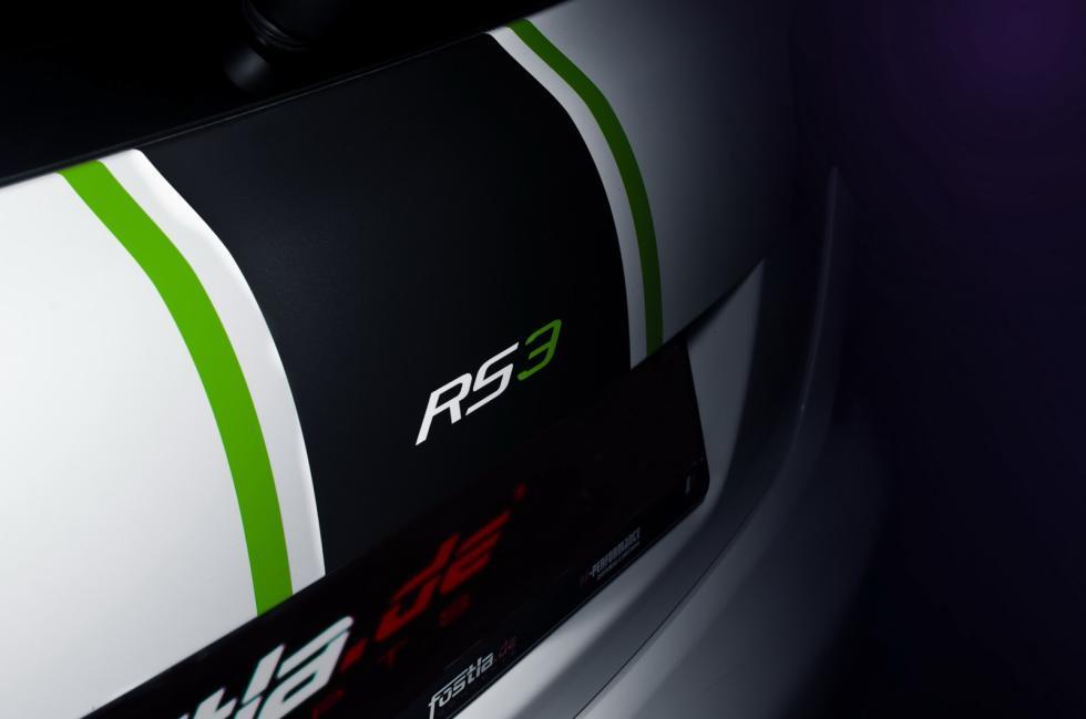 Audi RS3 Mk1 by Fosla detalle