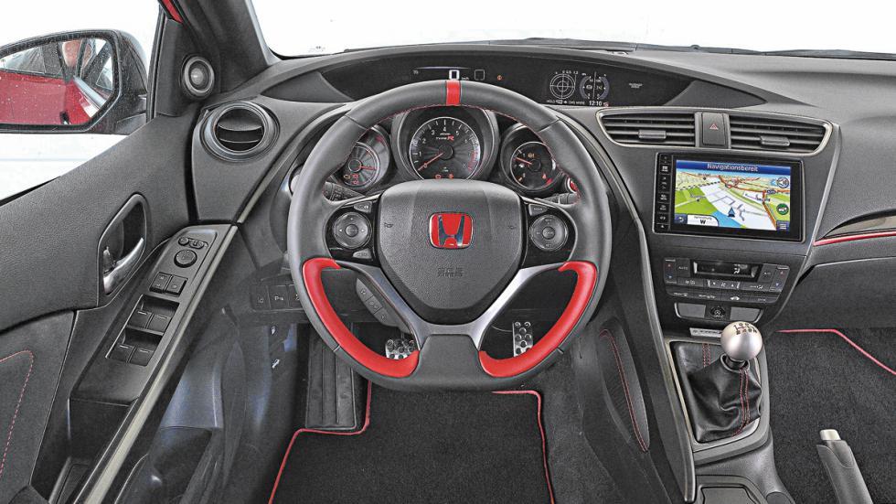 Honda Civic Type R volante