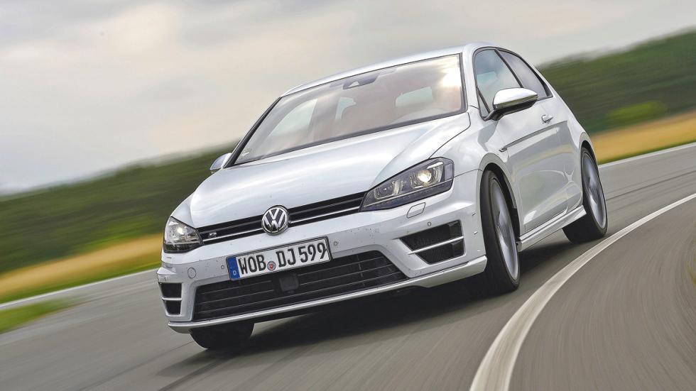 Volkswagen Golf R dinamica