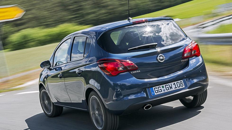 Opel Corsa zaga