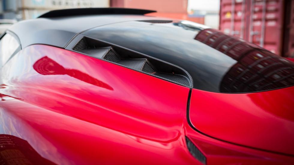 Alfa Romeo 4C por Zender 2