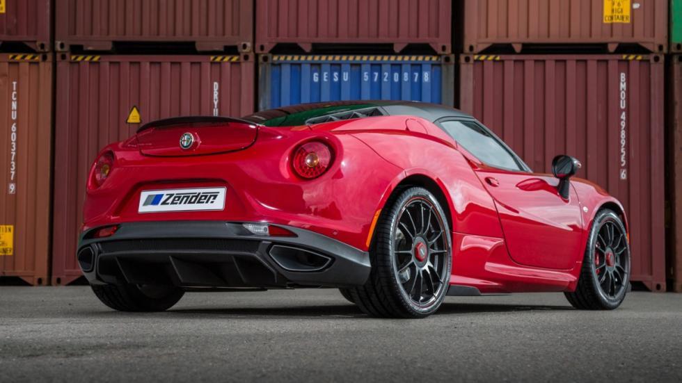 Alfa Romeo 4C por Zender 6