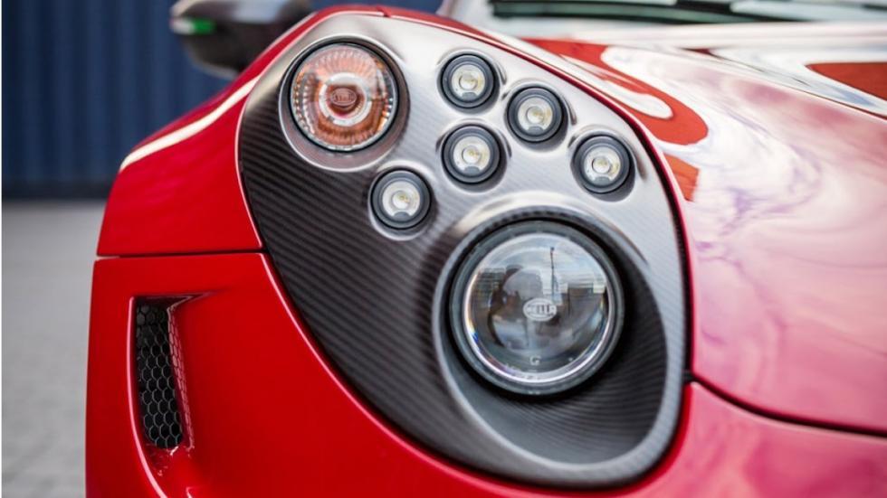Alfa Romeo 4C por Zender 8