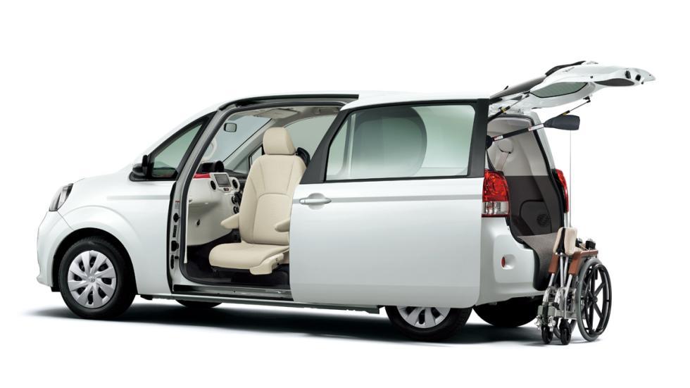 Toyota presenta su gama Welcab