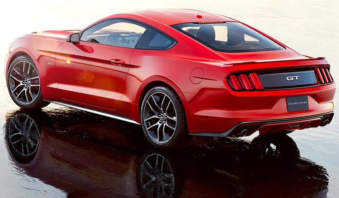 Coches para ligar: Ford Mustang 2