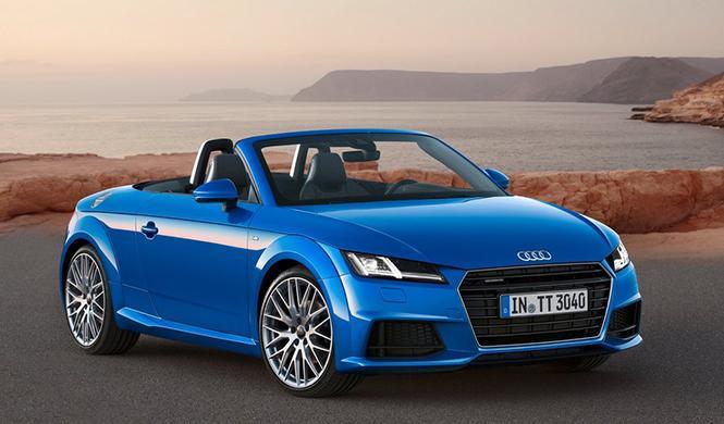 Coches para ligar: Audi TT
