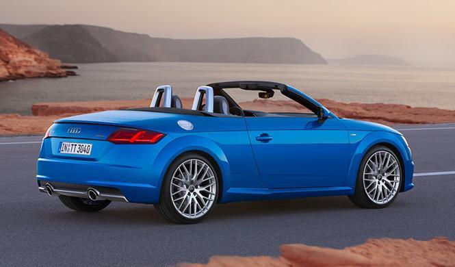 Coches para ligar: Audi TT 2