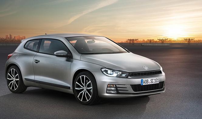 Coches para ligar: Volkswagen Scirocco