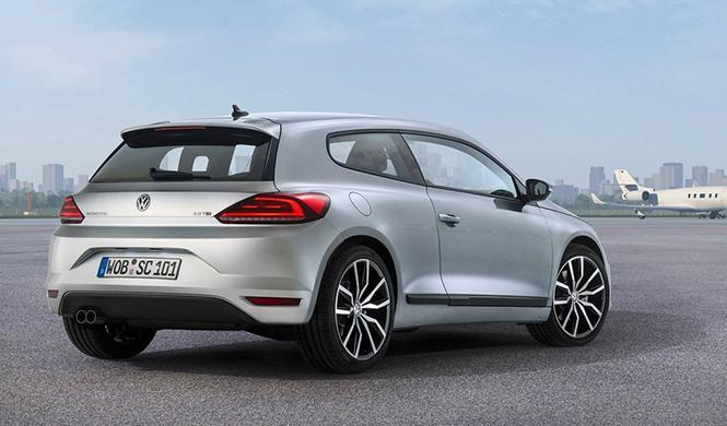 Coches para ligar: Volkswagen Scirocco 2