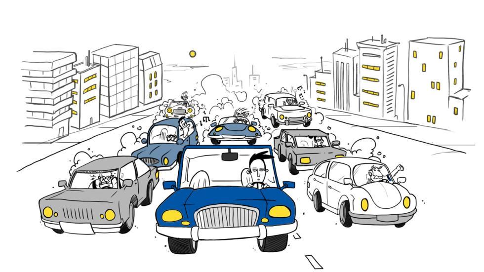 Tipos de conductor