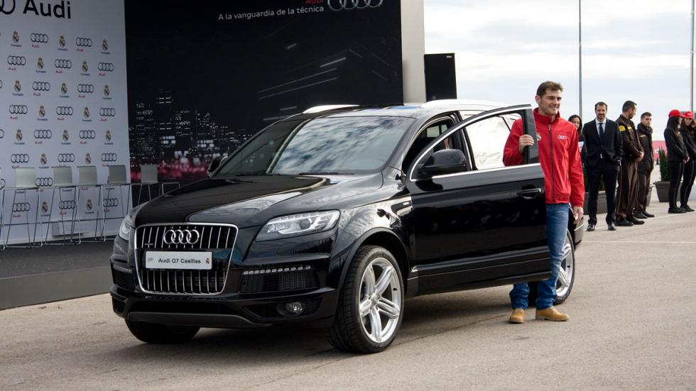 casillas audi q7
