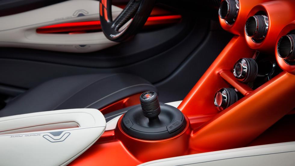 Nissan Gripz concept cambio