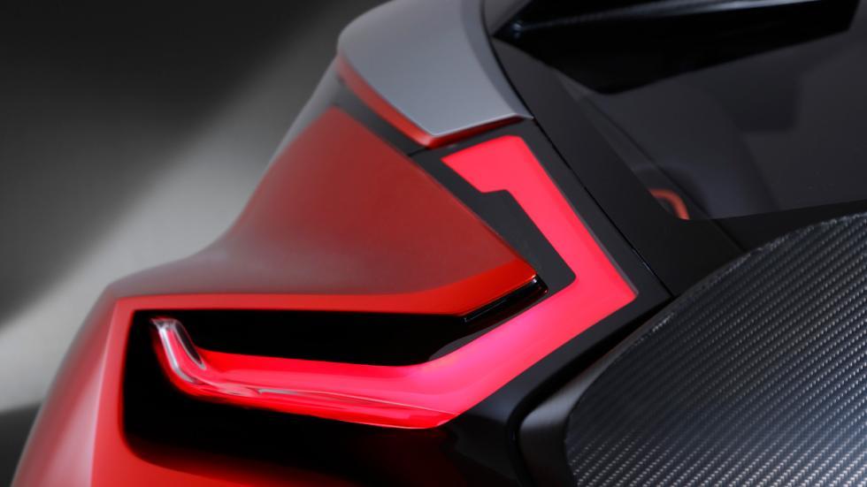 Nissan Gripz concept faro trasero