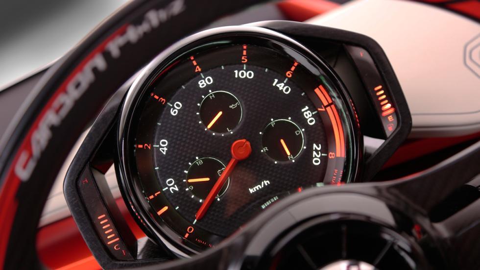 Nissan Gripz concept relojes