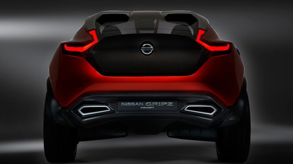 Nissan Gripz concept trasera